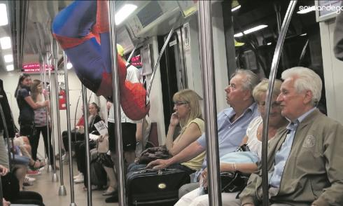 Polish Spiderman