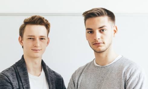 Benno Bengesser (links) und Aitor Lopez de Alda (rechts) (c) Marko Mestrovic