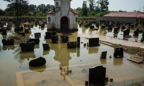 Balkanfluten, 2014, Naturkatastrophe, Fluten, Überschwemmungen,