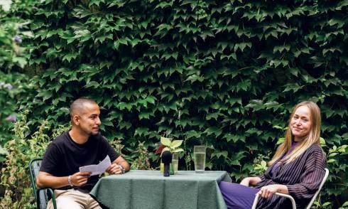 Feminismus-Talk, Armin, Nicole