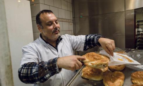Baking Bread, Bäckereien, 24 Stunden, Gül, Börek