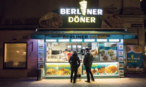 Döner, Berlin, Kebab, Wien,
