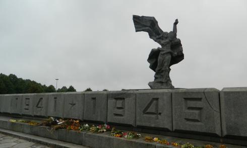 Denkmal in Riga