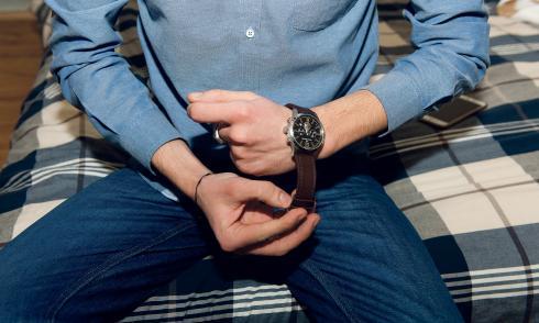 joseph & seine Uhr