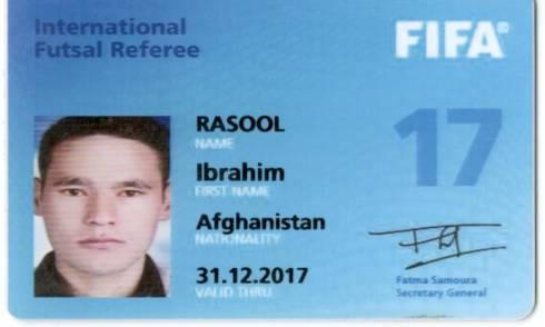 Ibrahim Rasool
