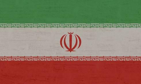 Iran, Flagge