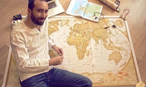 Designer on the road Istanbul reisen travel