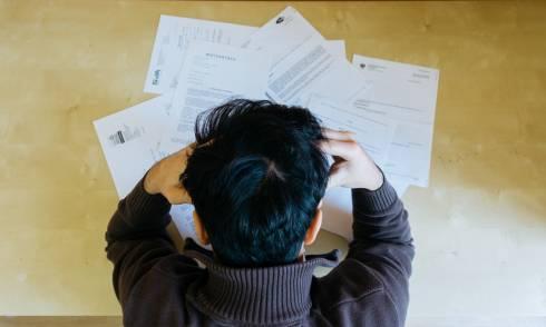 mietvertrag, vertrag, schulden