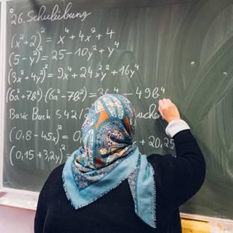 Exklusiv: Zwei Wiener Lehrerinnen mit Kopftuch zeigen ihr Gesicht