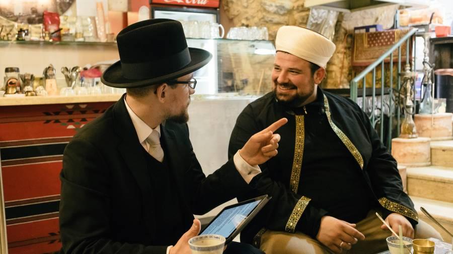 """""""Es wird zu oft übersehen, dass viele Muslime nicht nur selbst integriert sind, sondern auch integrierend wirken"""""""