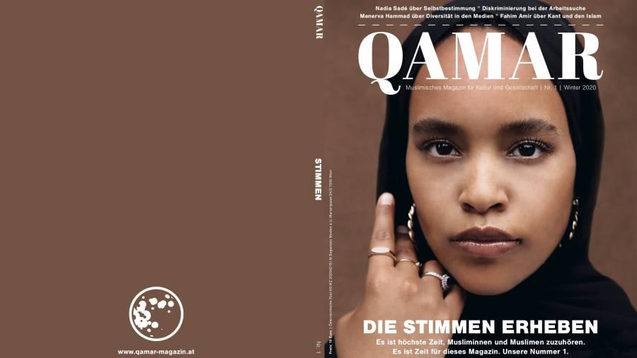 Qamar Cover © Diva Shukoor