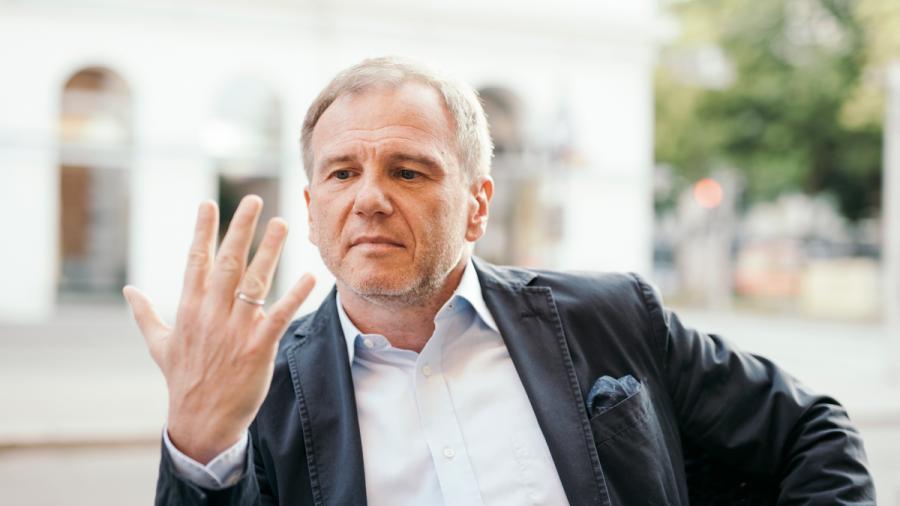 Interview in Zahlen Armin Wolf
