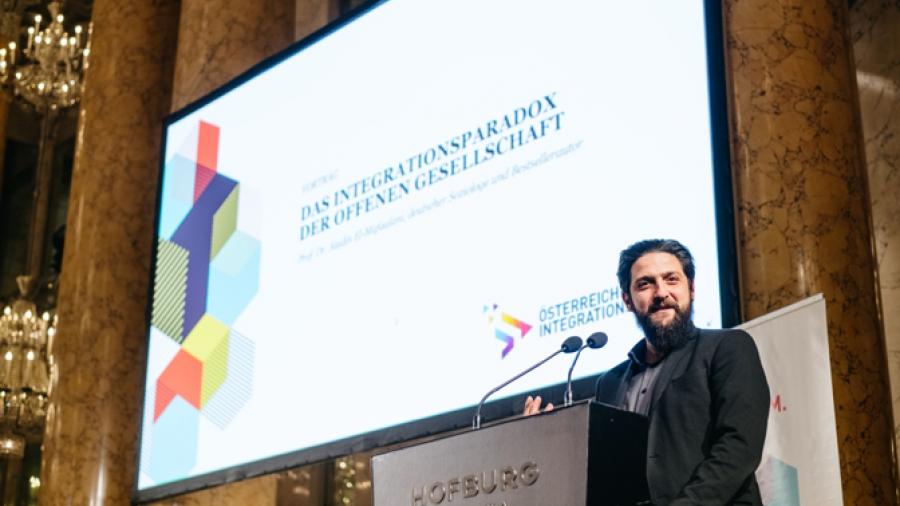 Aladin El-Mafaalani, Integrationsgipfel