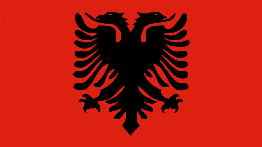 alb flagge