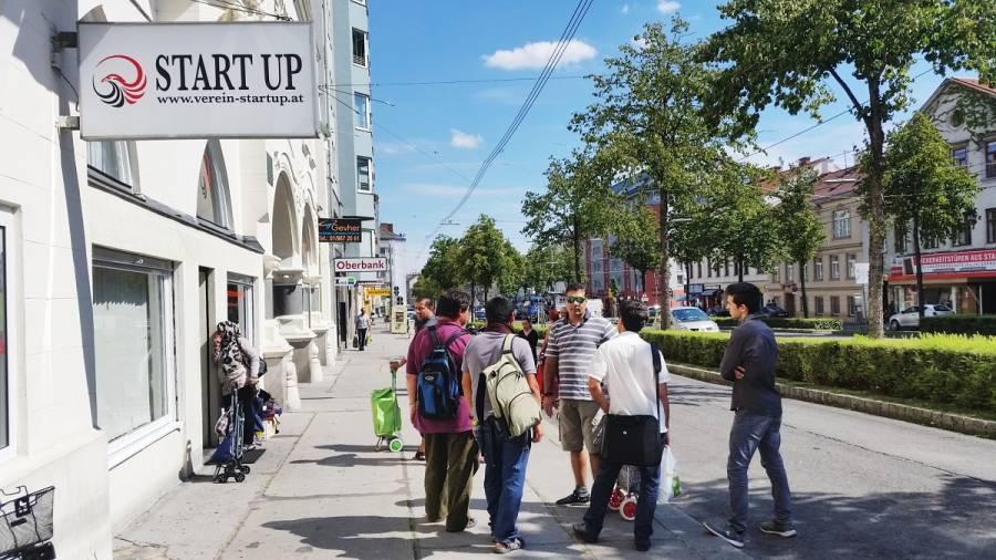 Verein Start-up Hernals