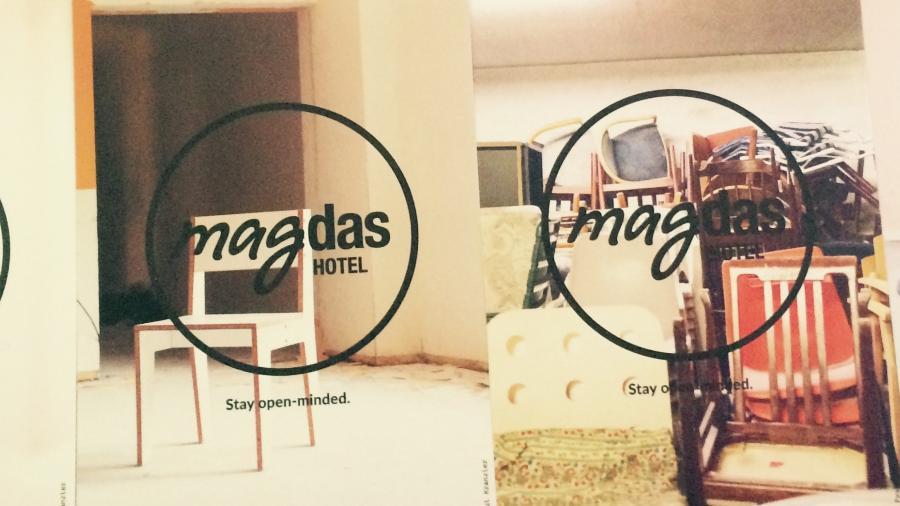 magdas hotel stay open minded dasbiber. Black Bedroom Furniture Sets. Home Design Ideas