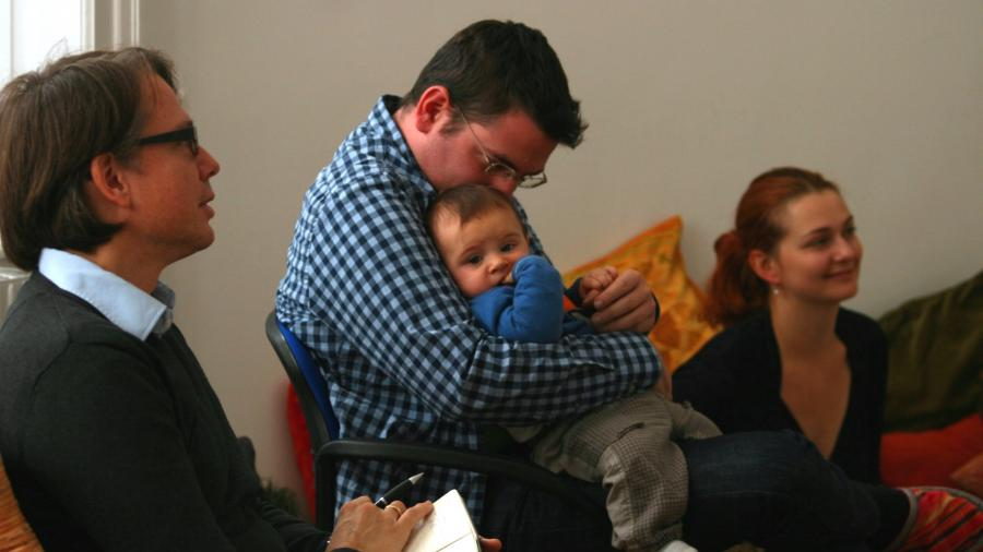 Eltern bei lingua multi