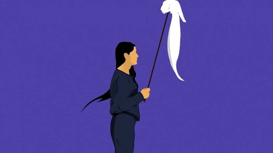 Iran Protest Kopftuch