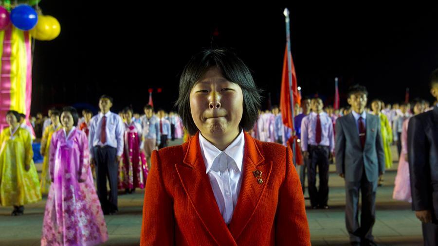 Korea, Kim Jong