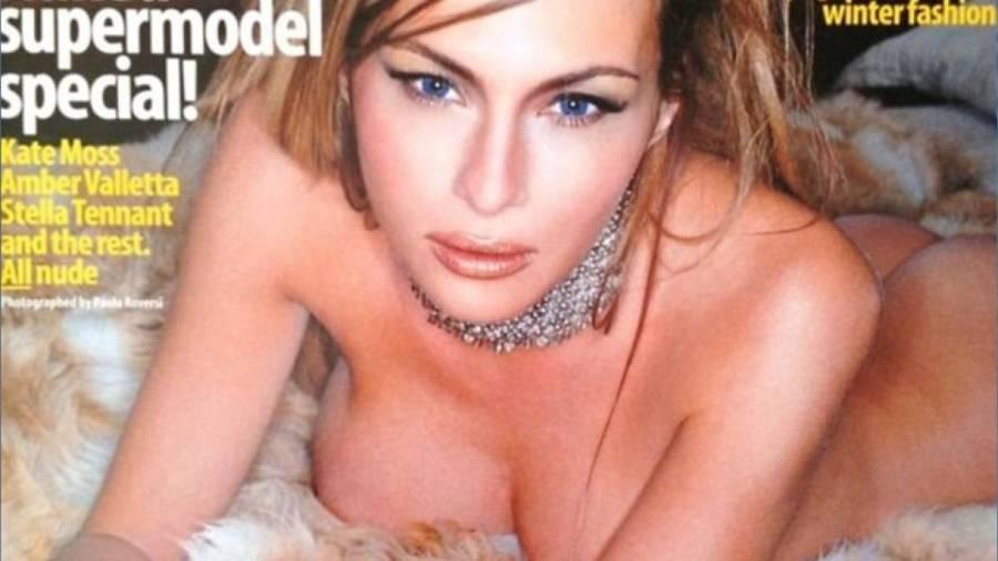 Nacktfotos von Lady