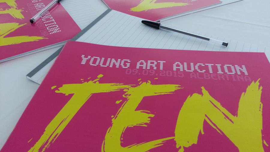 Young Art Auction