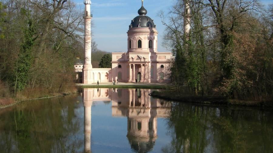 Moschee in Schwetzingen