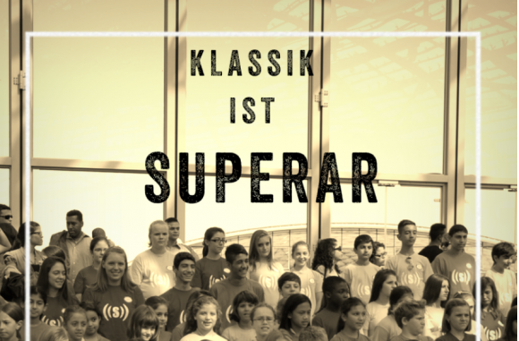 Konzert, Kinder, Superar