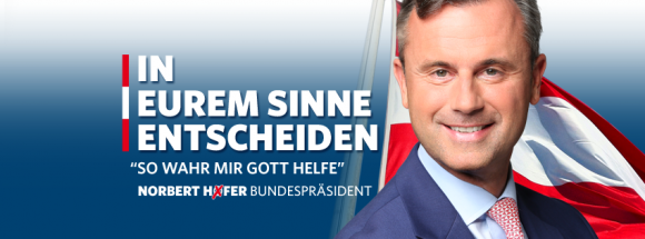 Hofers neue Plakatkampagne
