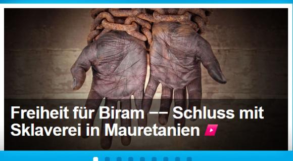 Sklaverei in Mauretanien