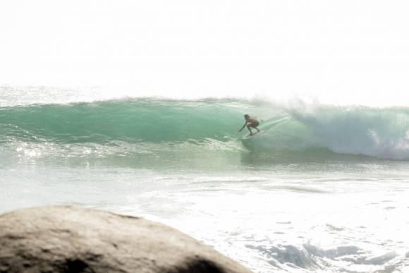 Church of the open sky, surf film nacht