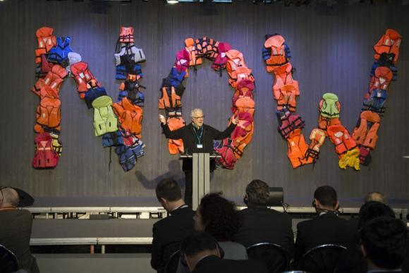 nowconf, asylkonferenz, andre heller