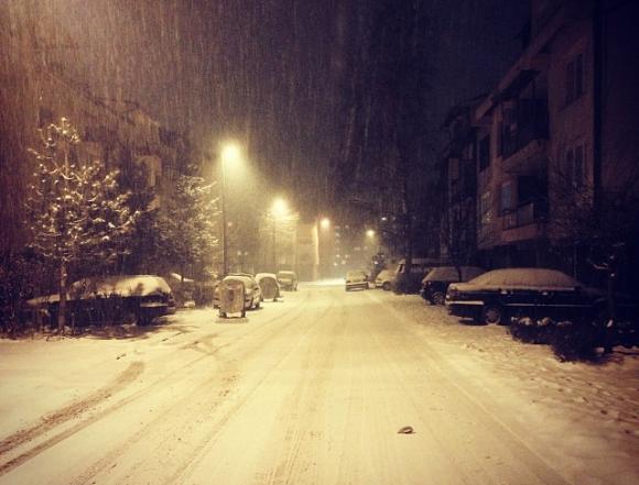 Sarajevo, Schnee