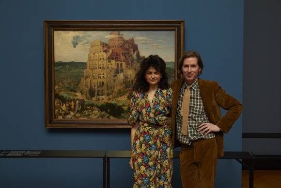 Wes anderson, juman malouf