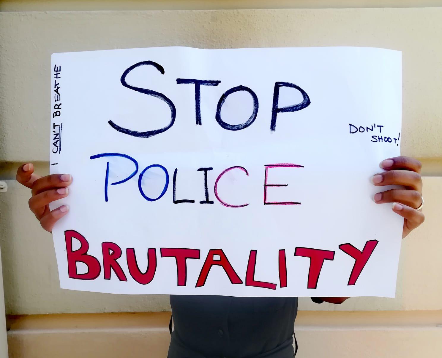Demonstrationen, Protest, Polizeigewalt