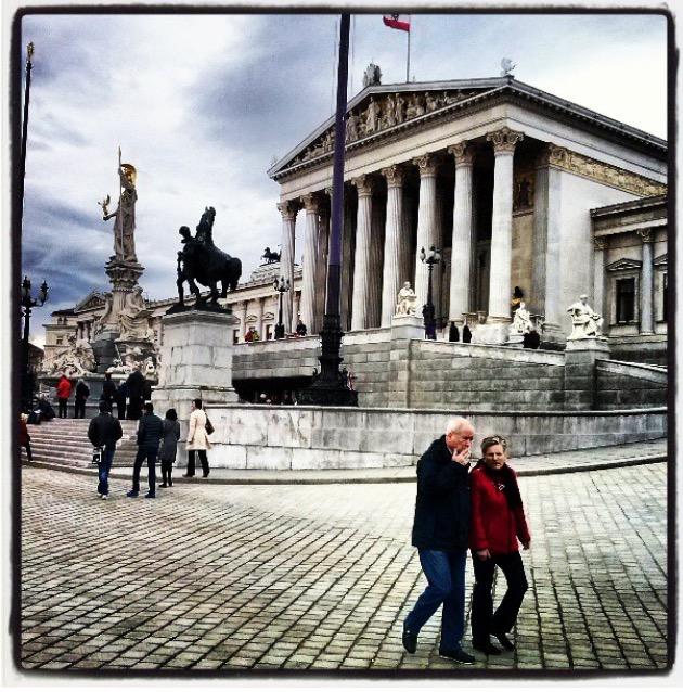 Auf Wiedersehen, Wien! | dasbiber